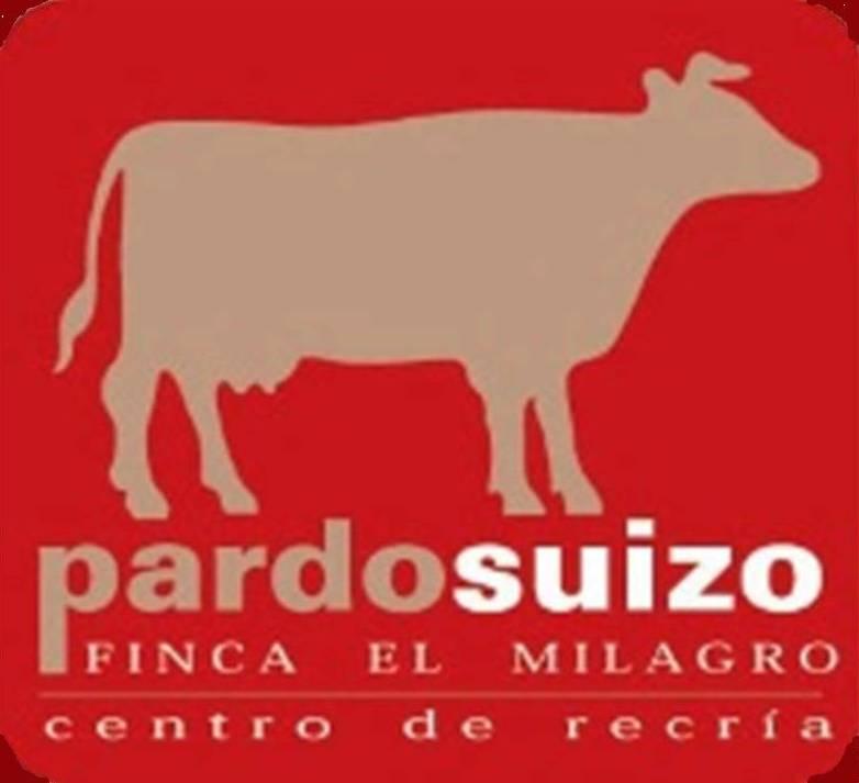 Finca productora de la raza lechera Pardo Suizo
