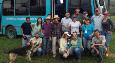 La empresa Pardo Suizo C.A. hace labor social al enseñar a los estudiantes sus procesos productivos