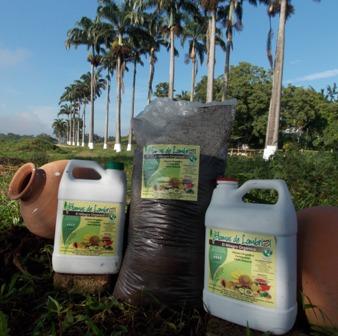 El milagro orgánico ofrece venta de humus liquido y solido de lombriz